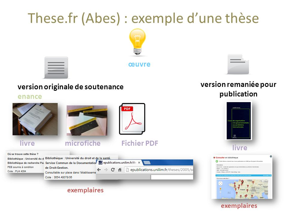 These.fr (Abes) : exemple d'une thèse
