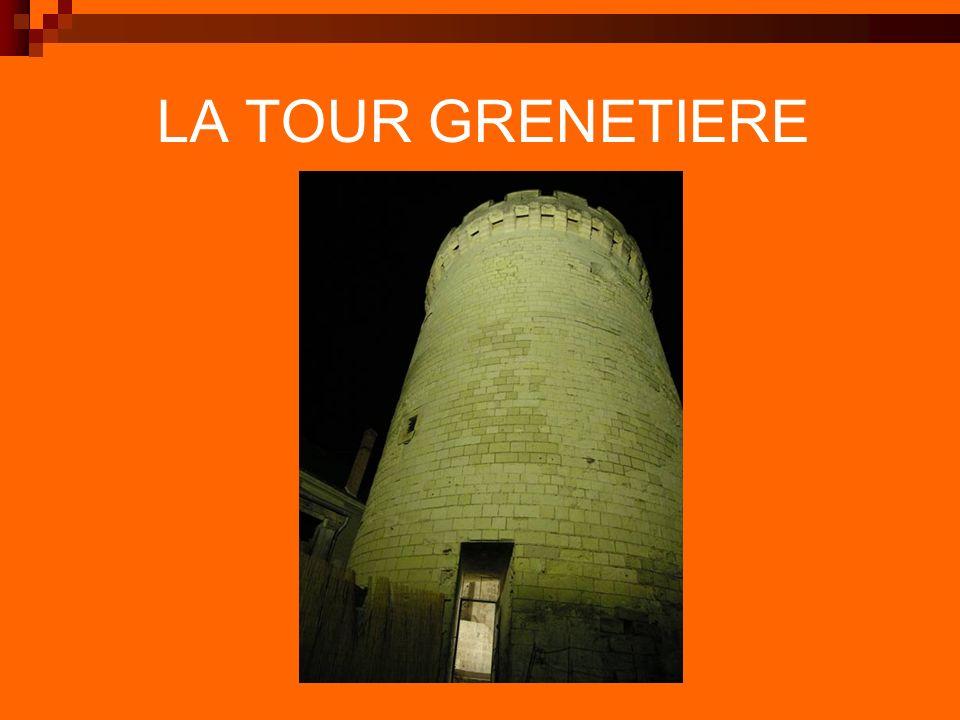 LA TOUR GRENETIERE