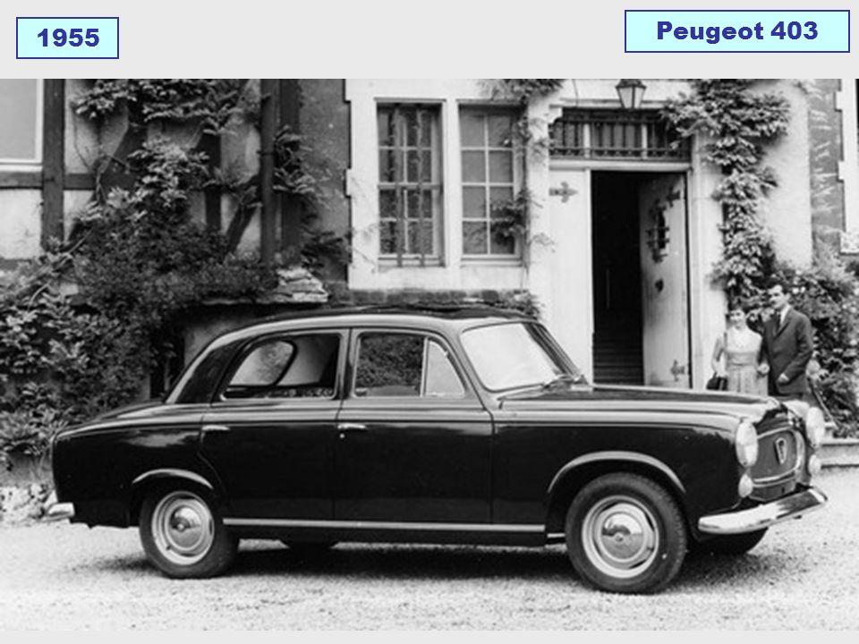 Peugeot 403 1955