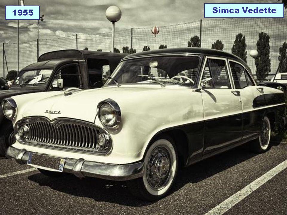 Simca Vedette 1955