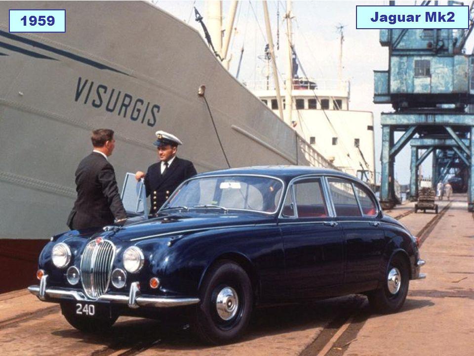Jaguar Mk2 1959