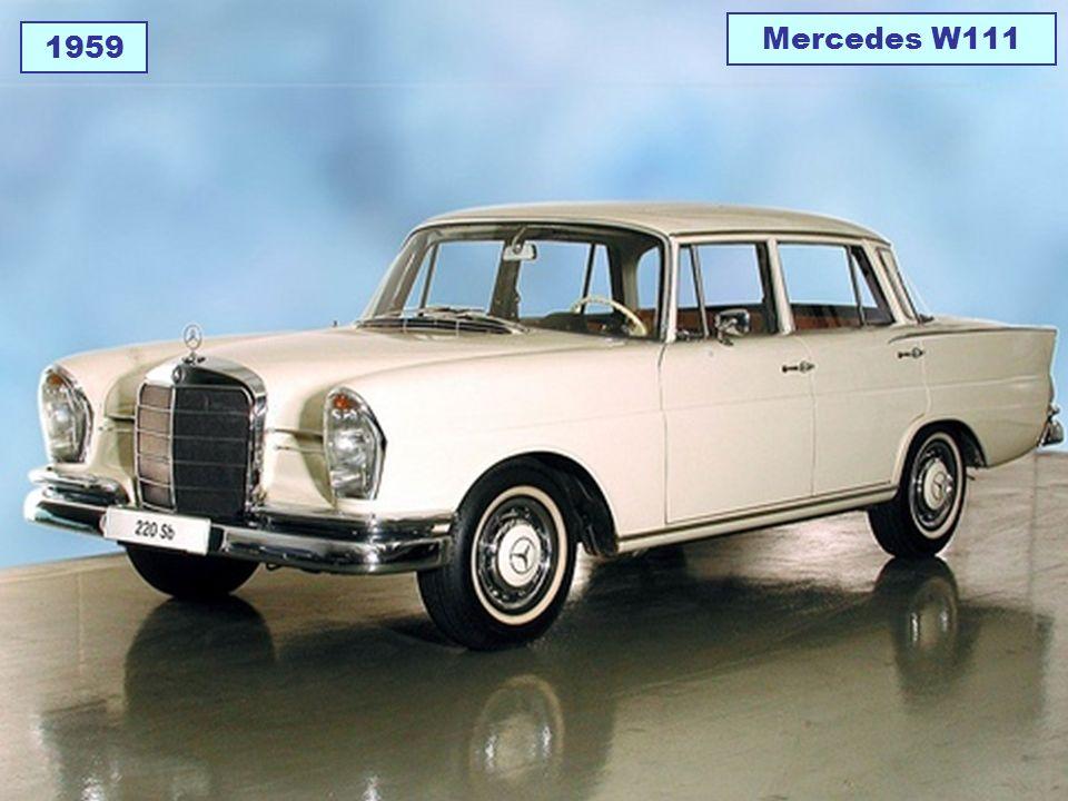 Mercedes W111 1959