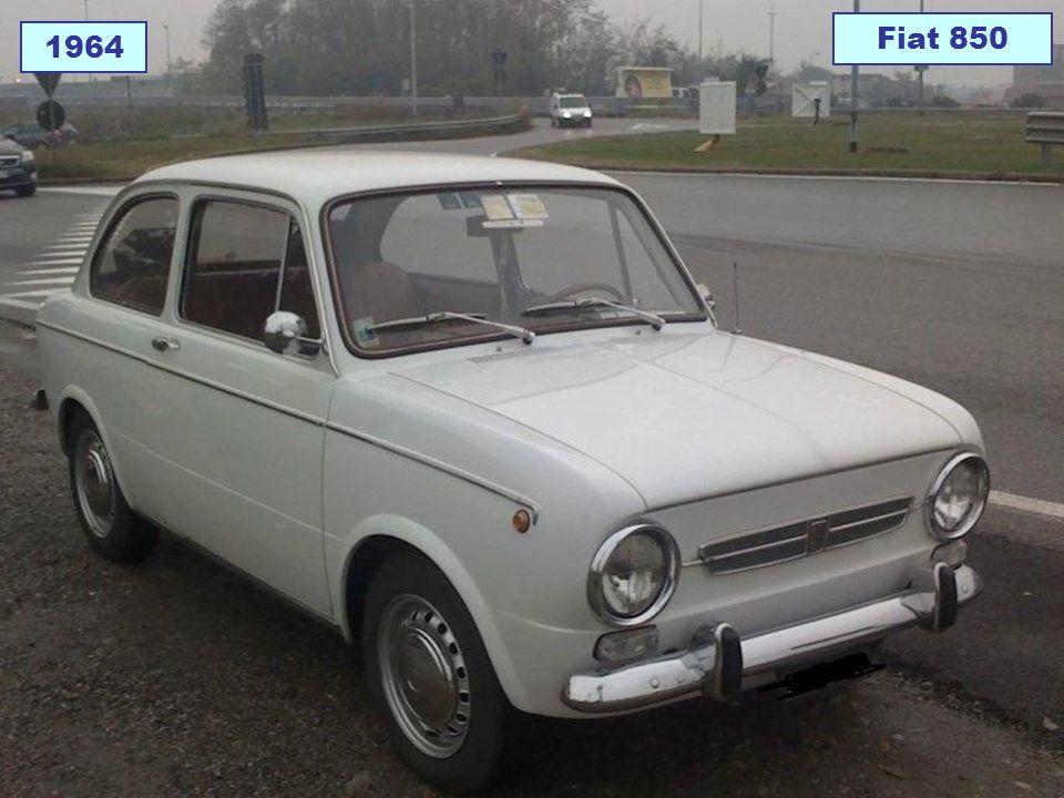 Fiat 850 1964