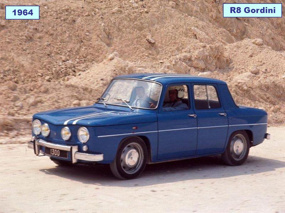 R8 Gordini 1964