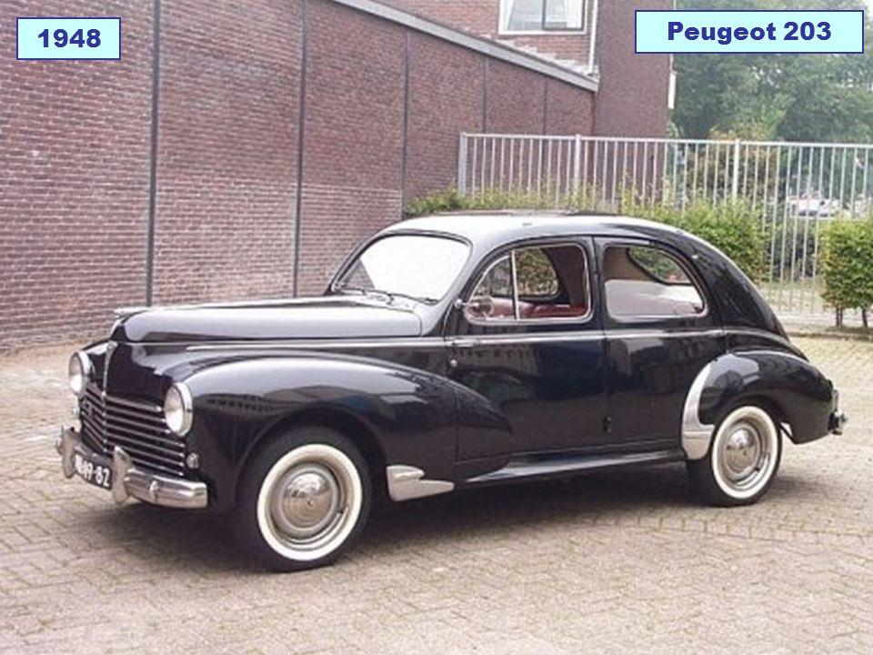 Peugeot 203 1948