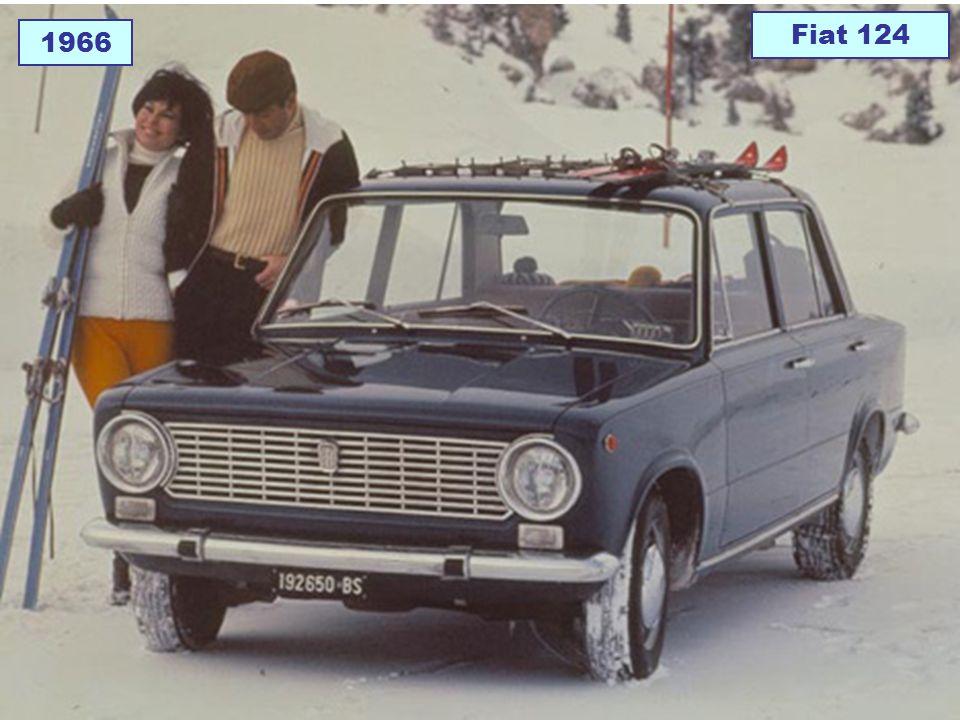 Fiat 124 1966
