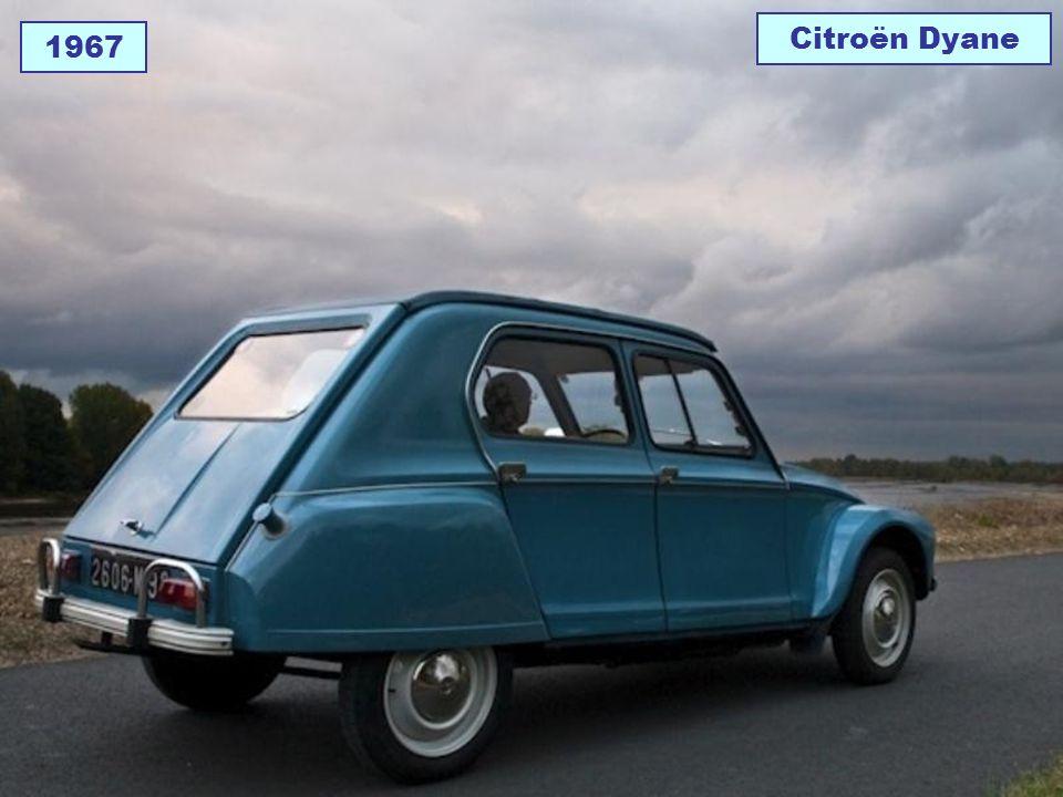 Citroën Dyane 1967