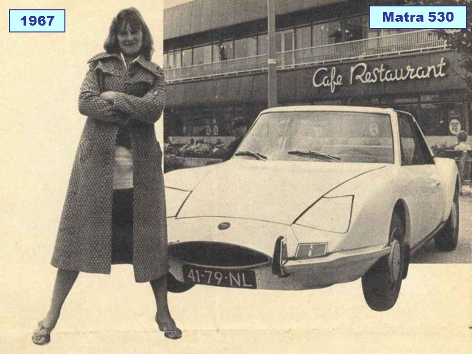 Matra 530 1967
