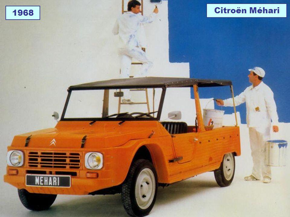 Citroën Méhari 1968