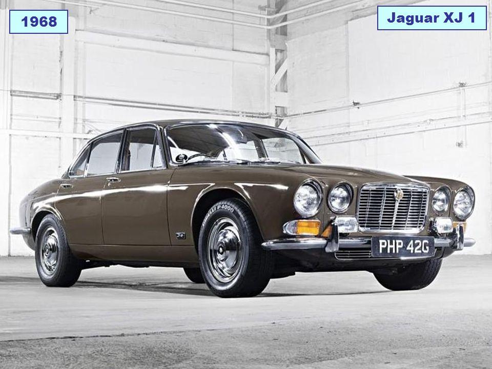 Jaguar XJ 1 1968