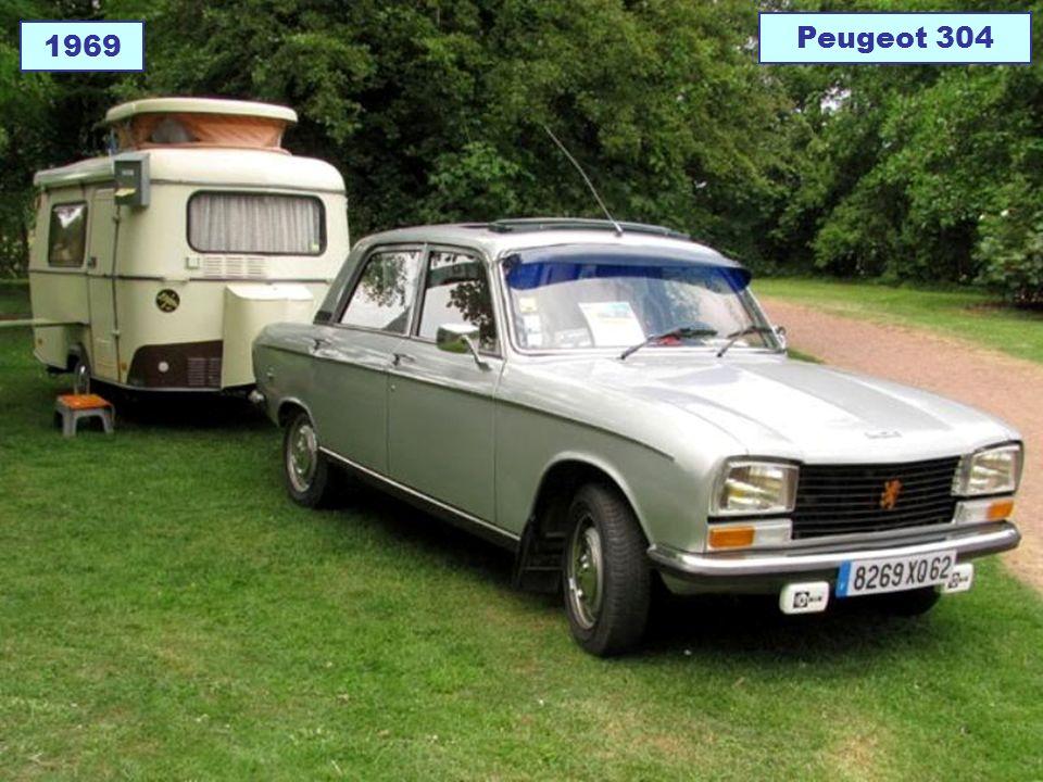 Peugeot 304 1969