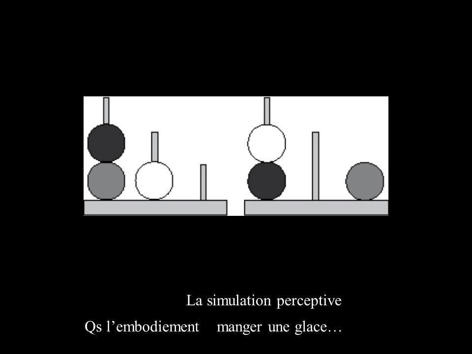 La simulation perceptive