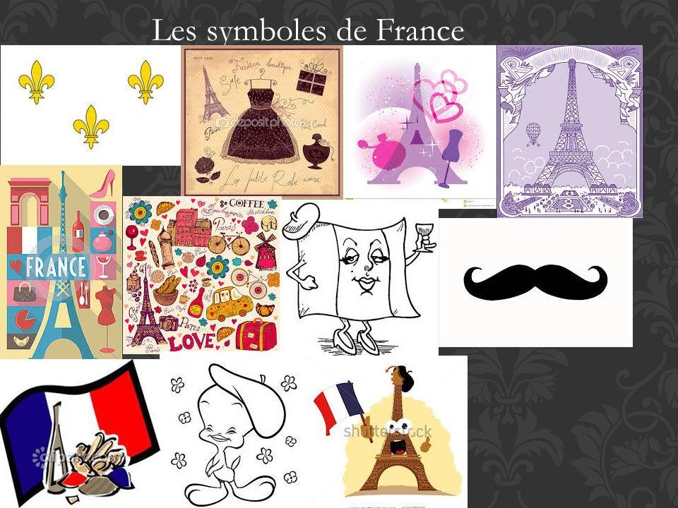 Les symboles de France