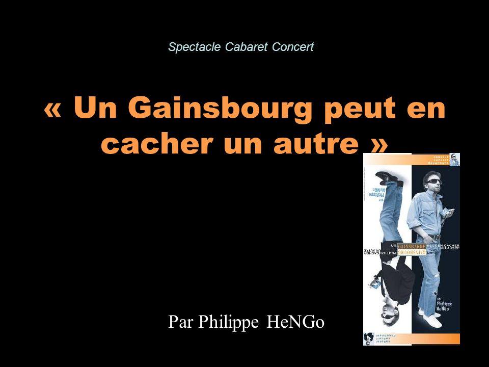 « Un Gainsbourg peut en cacher un autre »