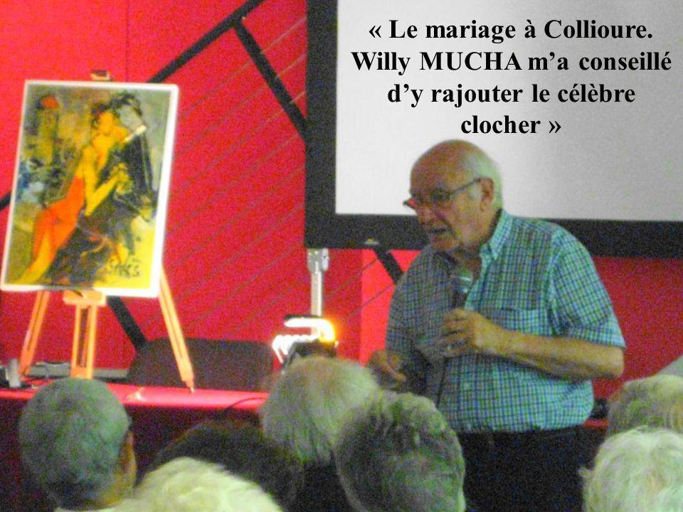 « Le mariage à Collioure.