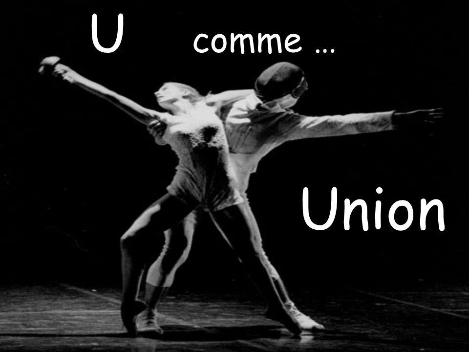 U comme … U Union