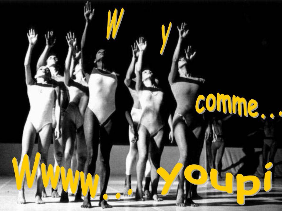 W Y comme... Wwww... youpi
