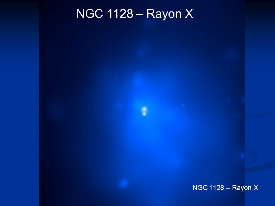 NGC 1128 – Rayon X NGC 1128 – Rayon X