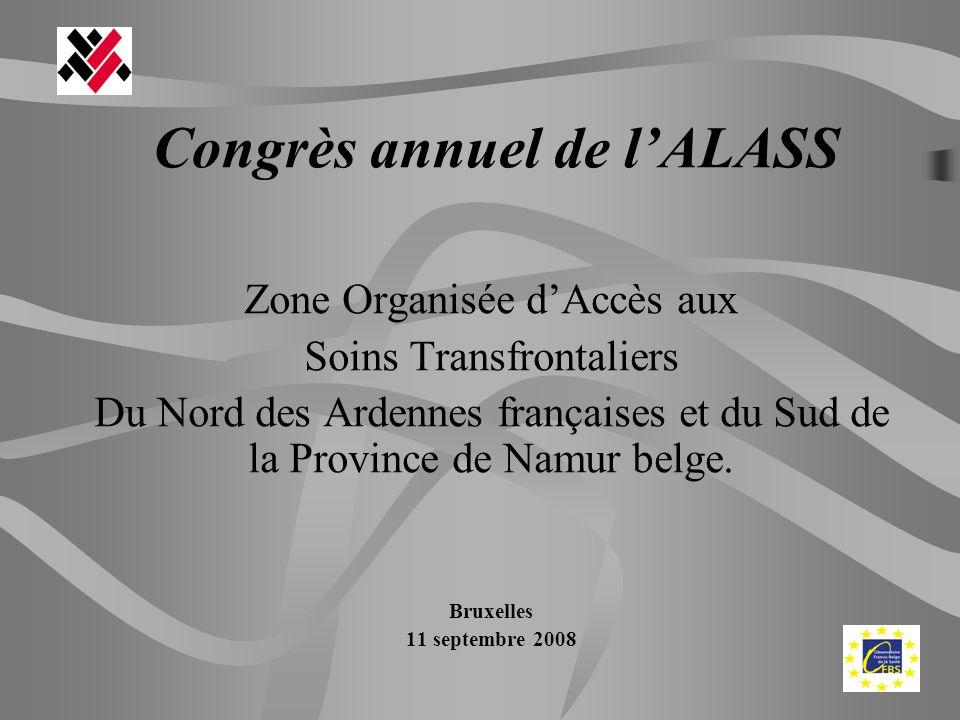 Congrès annuel de l'ALASS