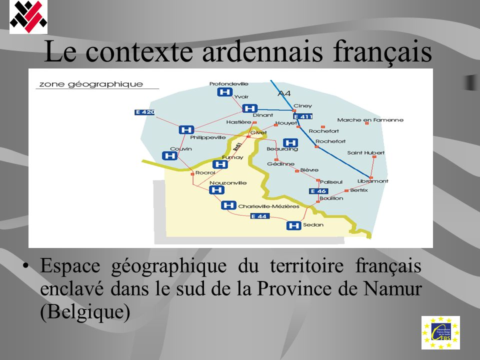 Le contexte ardennais français