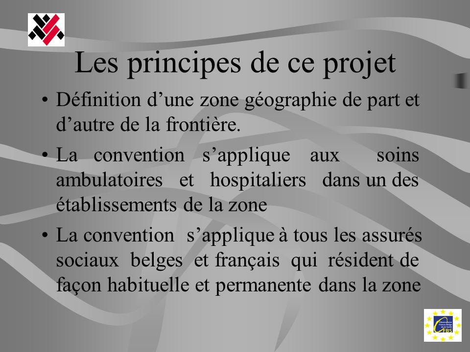Les principes de ce projet