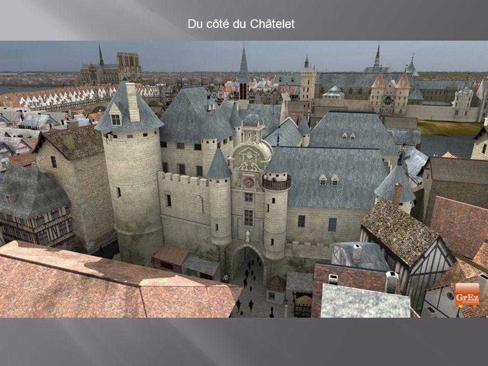 Du côté du Châtelet