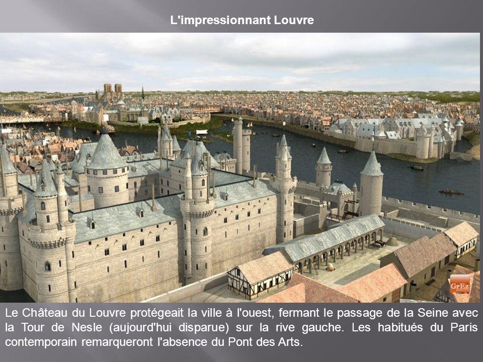 L impressionnant Louvre