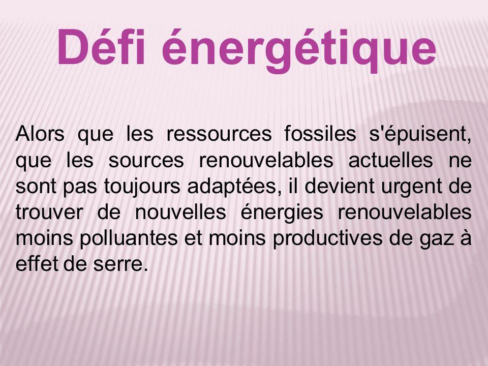 Défi énergétique