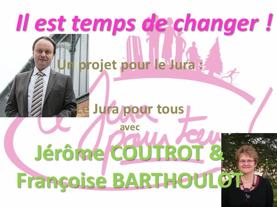 Jérôme COUTROT & Françoise BARTHOULOT