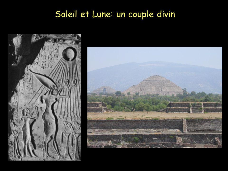 Soleil et Lune: un couple divin