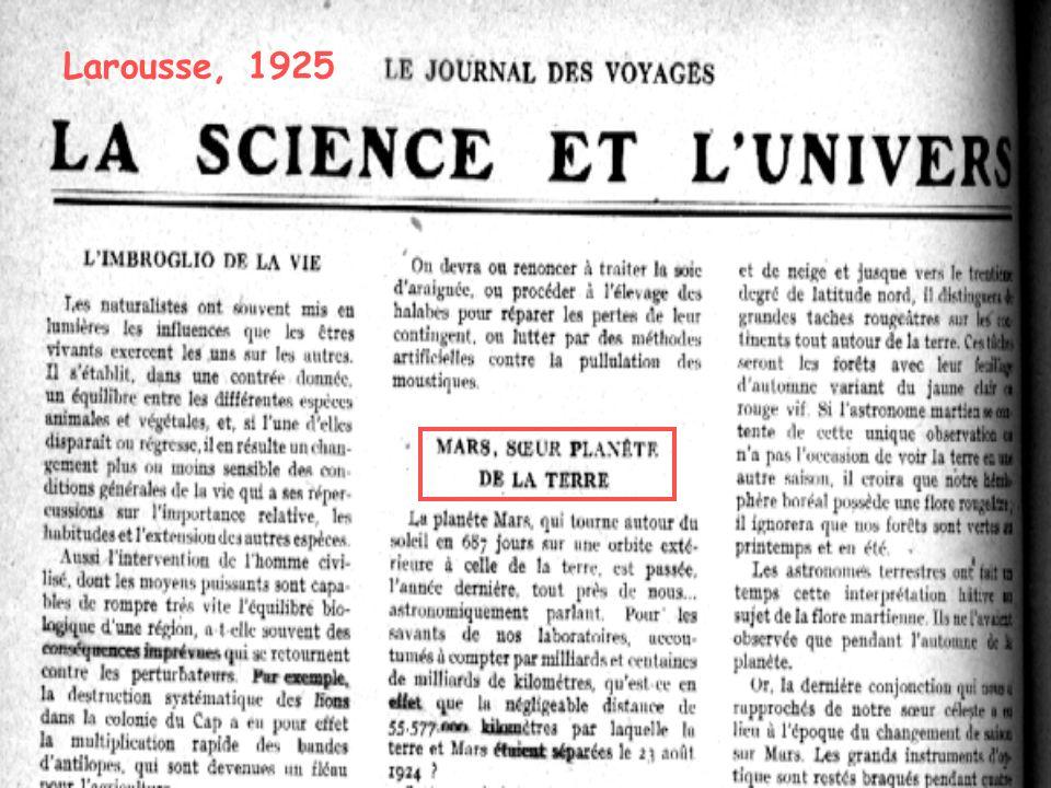 Larousse, 1925