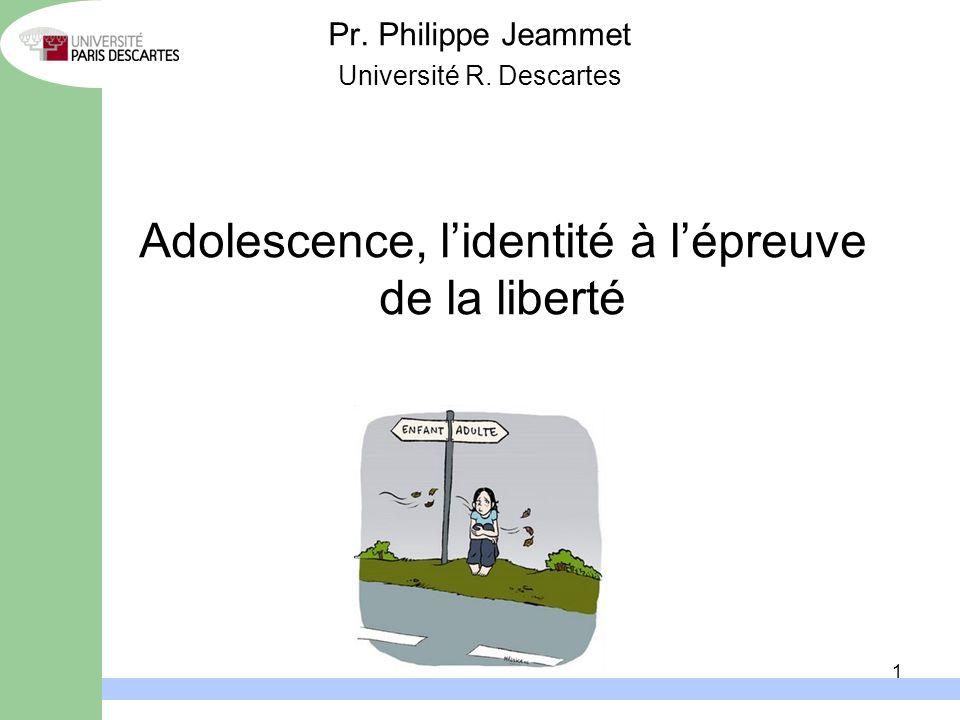 Adolescence, l'identité à l'épreuve de la liberté