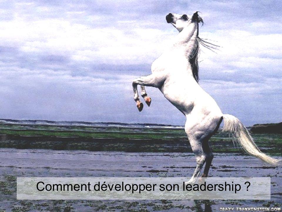 Comment développer son leadership