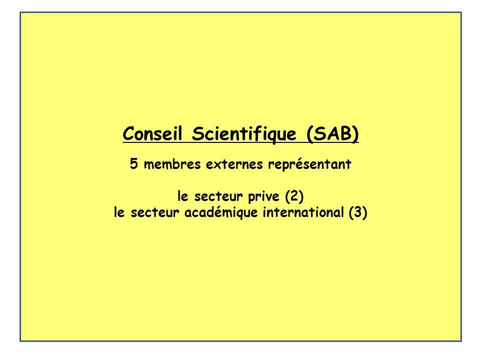 Conseil Scientifique (SAB)
