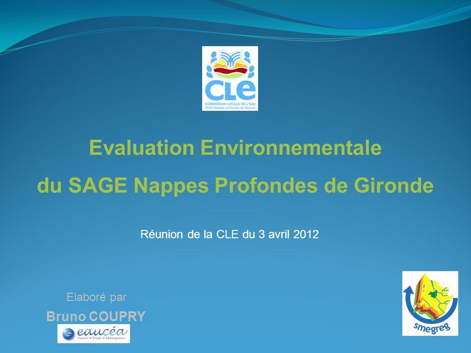 Evaluation Environnementale