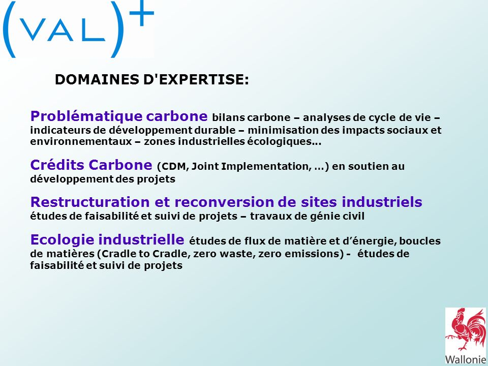 DOMAINES D EXPERTISE: