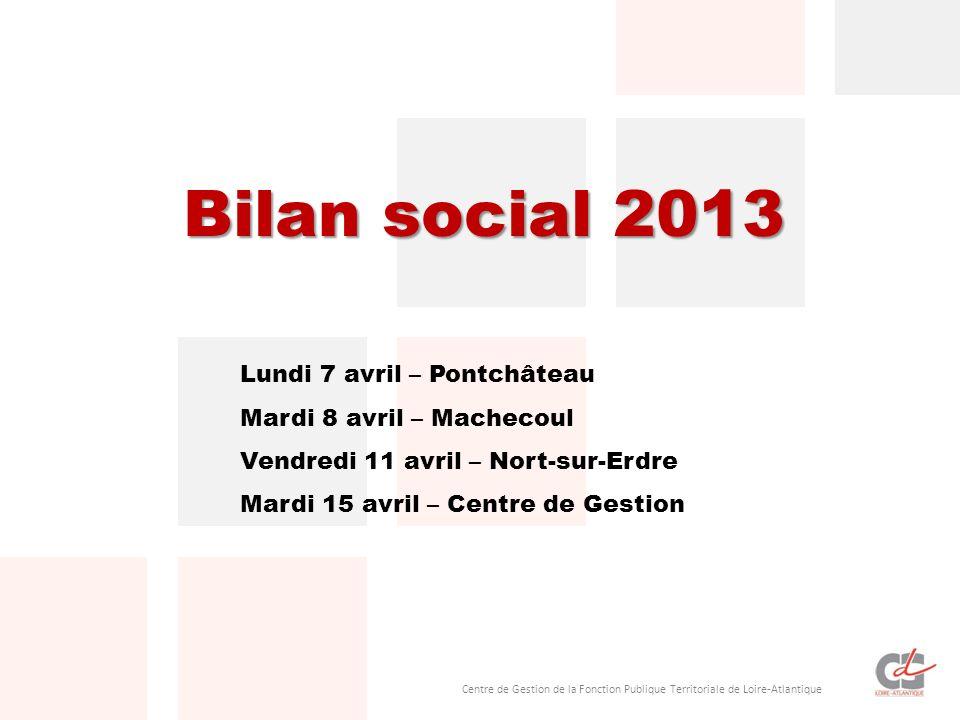 Bilan social 2013 Lundi 7 avril – Pontchâteau