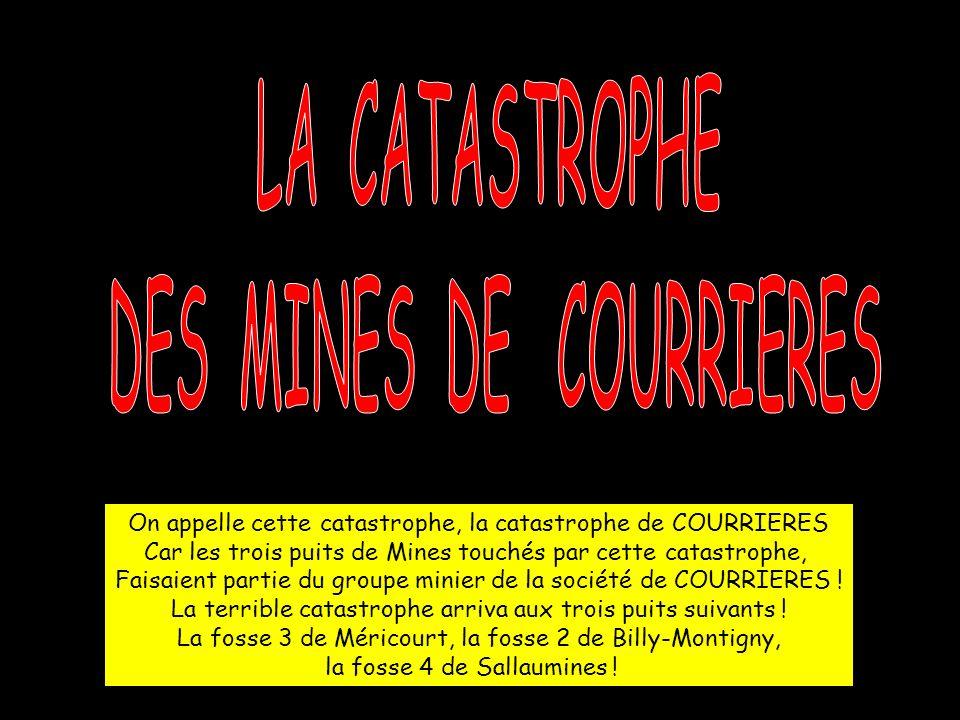 DES MINES DE COURRIERES