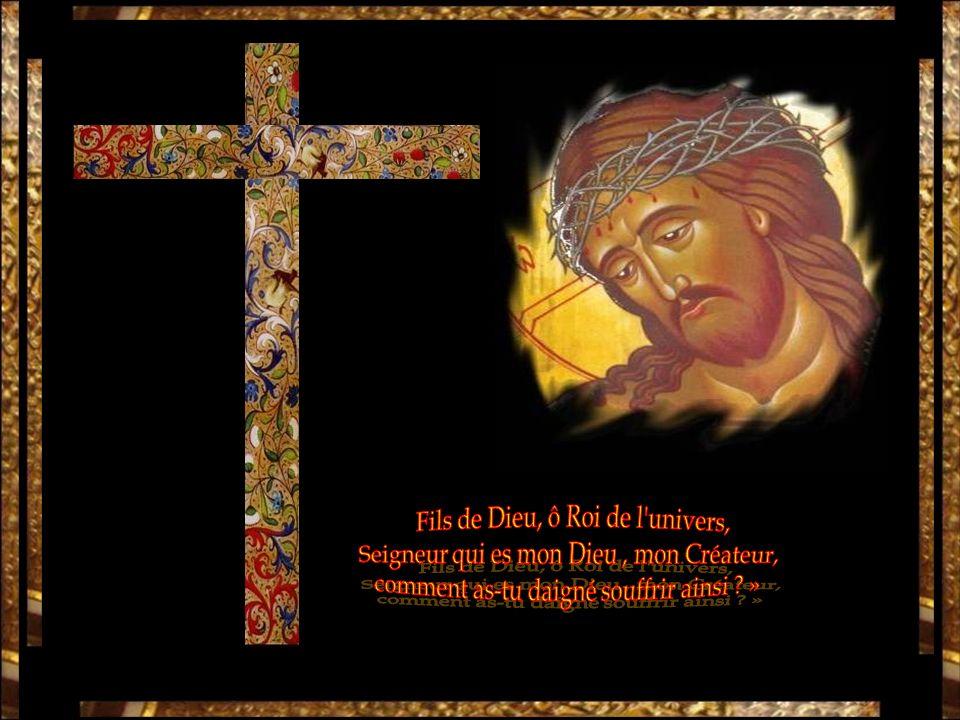Fils de Dieu, ô Roi de l univers,