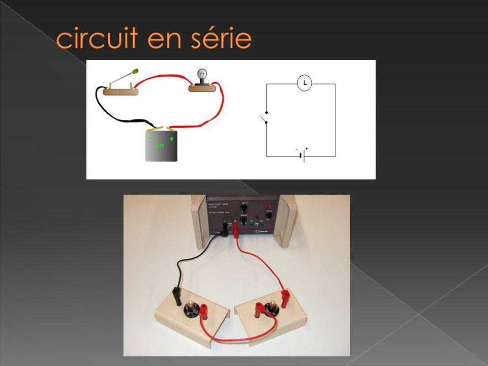 circuit en série