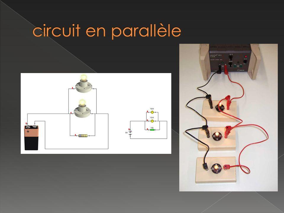 circuit en parallèle