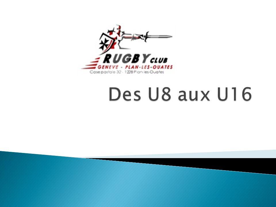 Des U8 aux U16