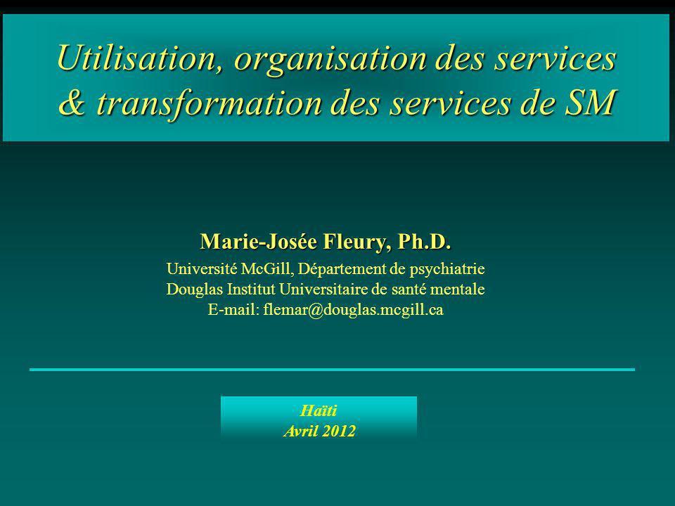 Marie-Josée Fleury, Ph.D.