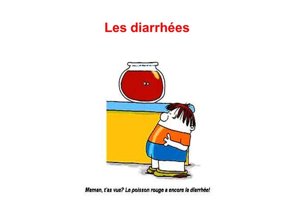 Les diarrhées