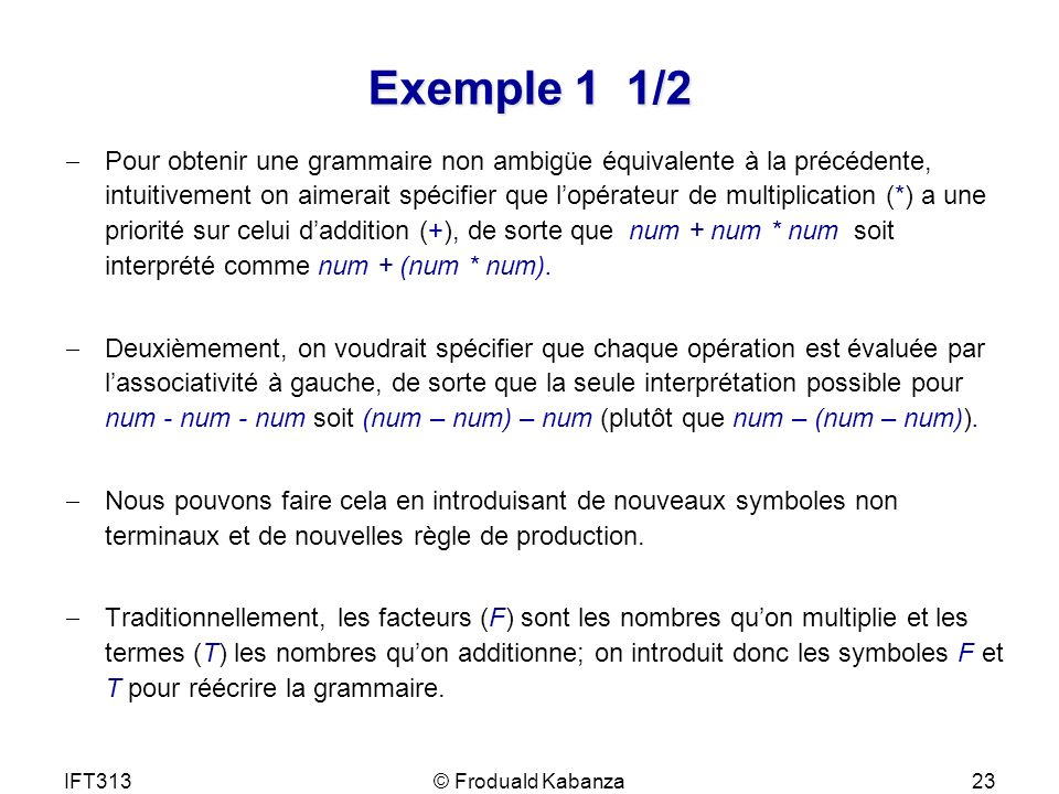 Exemple 1 1/2