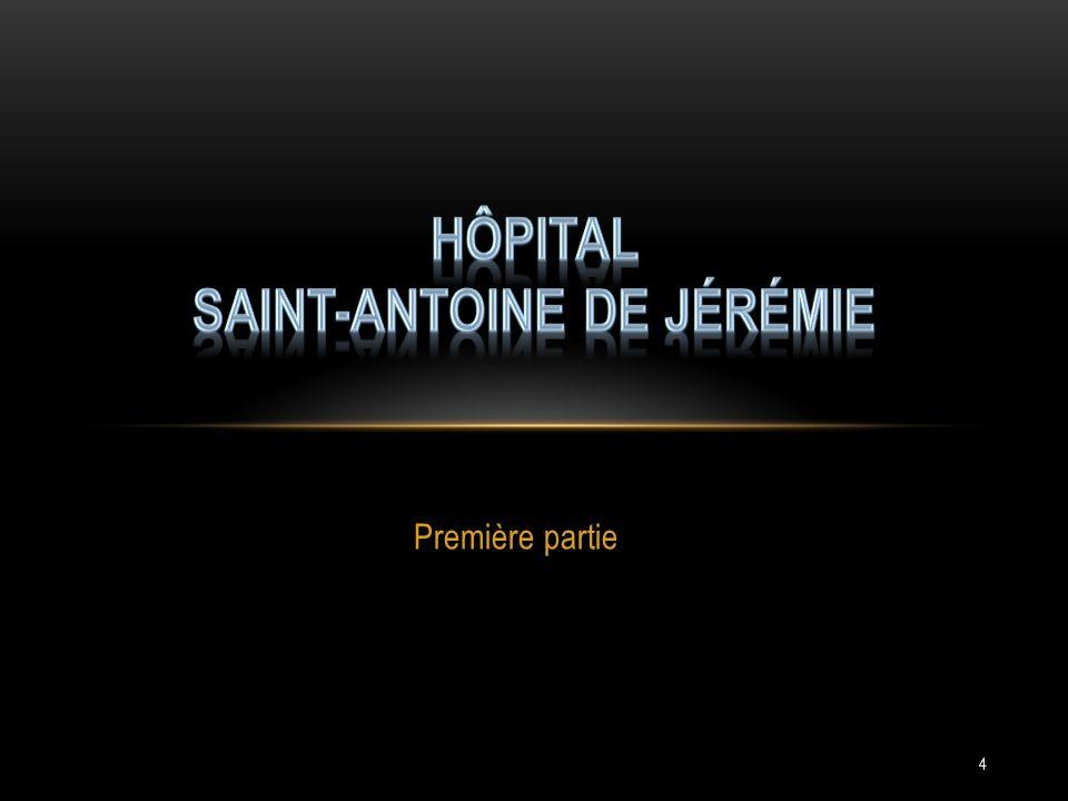 Hôpital Saint-Antoine de Jérémie