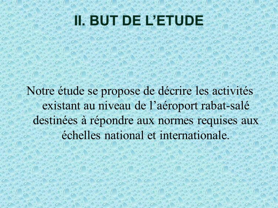 II. BUT DE L'ETUDE