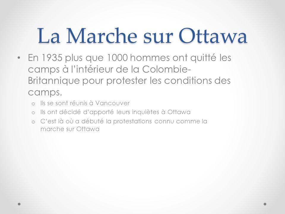 La Marche sur Ottawa