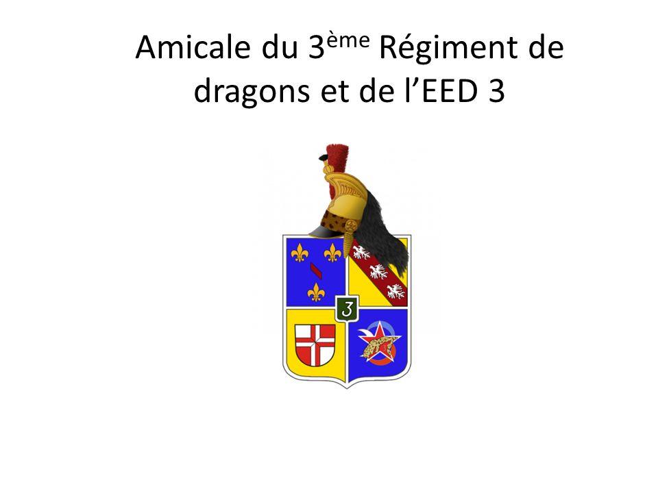 Amicale du 3ème Régiment de dragons et de l'EED 3