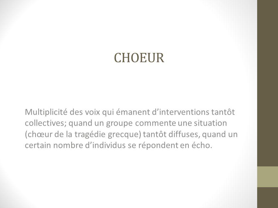 choeur